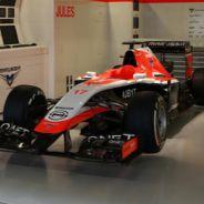 Marussia correrá en Sochi sólo con el coche de Max Chilton - LaF1.es