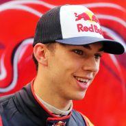 Pierre Gasly tras probar el Toro Rosso en Barcelona - LaF1