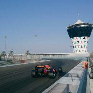 Gasly probó los Pirelli 2017 durante la semana pasada en Abu Dabi - LaF1