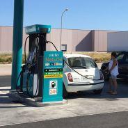 Ejemplo de gasolinera 'low-cost', no asociada a una gran petrolera - SoyMotor