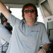 Gerhard Ungar en una imagen de archivo de 2005 - LaF1