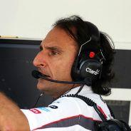 Giampaolo Dall'Ara llevaba en la Fórmula 1 desde el año 2000 - LaF1