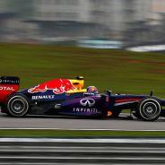Mark Webber en el GP de Brasil F1 2013 - LaF1