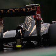 Lotus E21 de Romain Grosjean