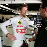 Romain Grosjean - LaF1.es