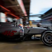 Romain Grosjean, hoy en Barcelona - LaF1