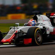 Romain Grosjean en Silverstone - LaF1
