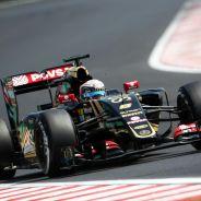 Grosjean quiere abandonar Lotus de la mejor forma posible - LaF1