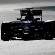 Romain Grosjean en Montmeló - LaF1
