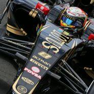 Grosjean quiere darlo todo en su última carrera con Lotus - LaF1