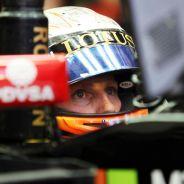 Todo apunta a que Grosjean cambiará Lotus por Haas la próxima temporada - LaF1