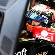 Malas noticias para Grosjean, partirá cinco posiciones más atrás de donde se clasifique - LaF1
