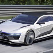 Volkswagen Golf GTE Sport Concept: el Golf híbrido del futuro