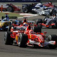 2006 fue último año que la Fórmula 1 vivió una guerra de neumáticos - LaF1