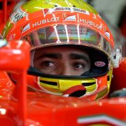Esteban Gutiérrez, hoy en Austria - laF1