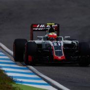 Gutiérrez está siendo el foco de atención para los pilotos delanteros a la hora de ser doblado - LaF1
