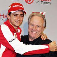 Gutiérrez recibe la presión de Haas - LaF1