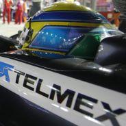 Esteban Gutiérrez en la parrilla de salida del GP de Singapur - LaF1
