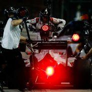 Haas F1 en Baréin - LaF1