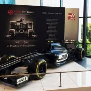 Presentación del equipo Haas de F1 - LaF1.es