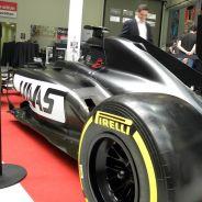 Prototipo de Haas F1 Team - LaF1.es