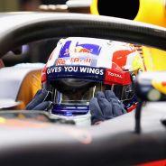 Pierre Gasly en los tests de Silverstone - LaF1