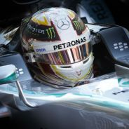 Lewis Hamilton en una imagen de archivo de 2015 - LaF1