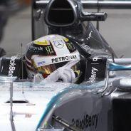 Lewis Hamilton - LaF1.es