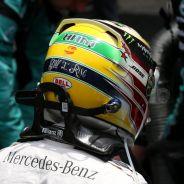 Hamilton no terminó nada feliz con su carrera en Brasil y pide cambios en las reglas - LaF1