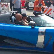 Lewis Hamilton en Los Ángeles - LaF1