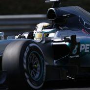 Lewis Hamilton en Hungría - LaF1.es