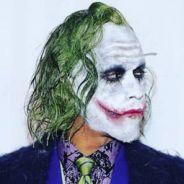 Hamilton disfrazado de Joker - LaF1