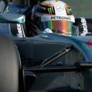 Lewis Hamilton, líder en los Libres 2 del GP de Australia - LaF1