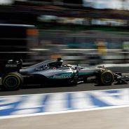 Lewis Hamilton en Sepang - LaF1