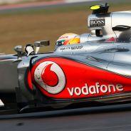 Lewis Hamilton en su etapa como piloto de McLaren - LaF1
