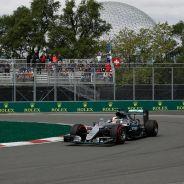 Lewis Hamilton en el Gilles Villeneuve - LaF1