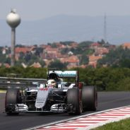 Hamilton estaba mejorando más que Rosberg cuando vio la bandera amarilla - LaF1