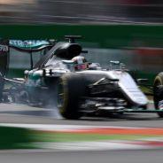 Hamilton empujó al máximo para remontar - LaF1