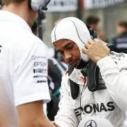 Hamilton está molesto con la prensa de su país - LaF1