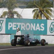 Hamilton tenia la victoria en la mano - LaF1