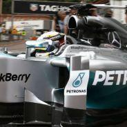 """Hamilton: """"Me siento bastante preparado para el sábado"""" - LaF1.es"""