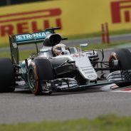 Hamilton se vio forzado a remontar toda la carrera por la mala salida - LaF1