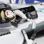 Lewis Hamilton en China - LaF1