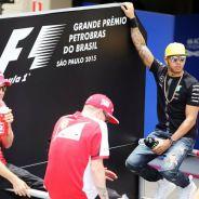 A lo suyo, Hamilton no está en la Fórmula 1 para hacer amigos - LaF1