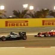 Ferrari y Mercedes todavía no han tenido una batalla real en pista esta temporada - LaF1