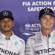 ¿Cuánto apostarían por un nuevo toque entre Hamilton y Rosberg? - LAF1.es