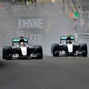 19 puntos separan a Nico Rosberg de Lewis Hamilton - SoyMotor