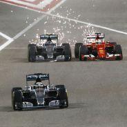 Alain Prost cree que una batalla a tres bandas sería bueno para la Fórmula 1 - LaF1