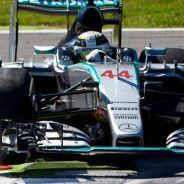 Lewis Hamilton en una imagen de archivo - LaF1