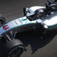 El W06 estrenará en Monza la versión definitiva del motor Mercedes - LaF1